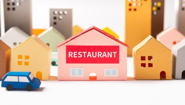 「飲食店の立地の重要性や影響」のイメージ