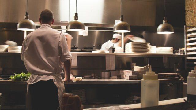 ゴーストレストラン デリバリーサービス